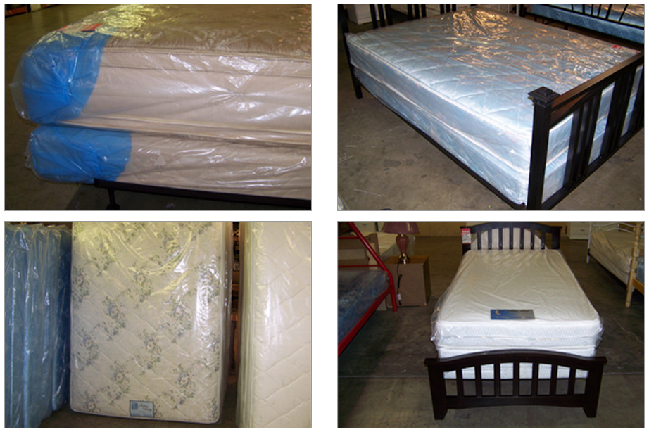 Furniture Depot Warehouse Pricing Display Gallery in Reno Nevada mattresses